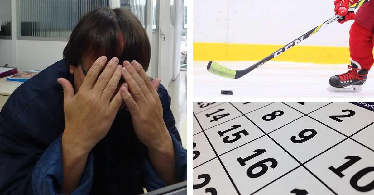 """Förbundets pinsamma miss – avstängde forwarden spelklar: """"Tittade fel i spelschemat"""""""