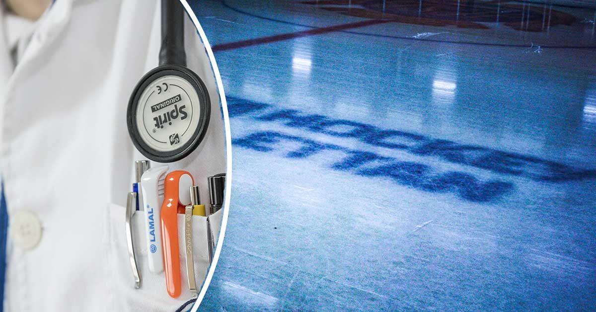 TV-doktornsgrabb till Hockeyettan