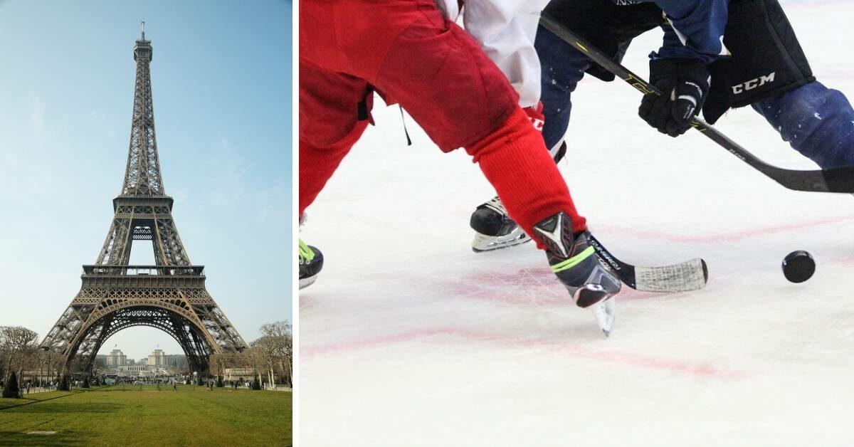 Drömmen om ett KHL-lag i Paris lever vidare